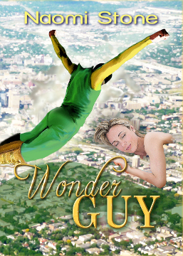Wonder Guy cover art